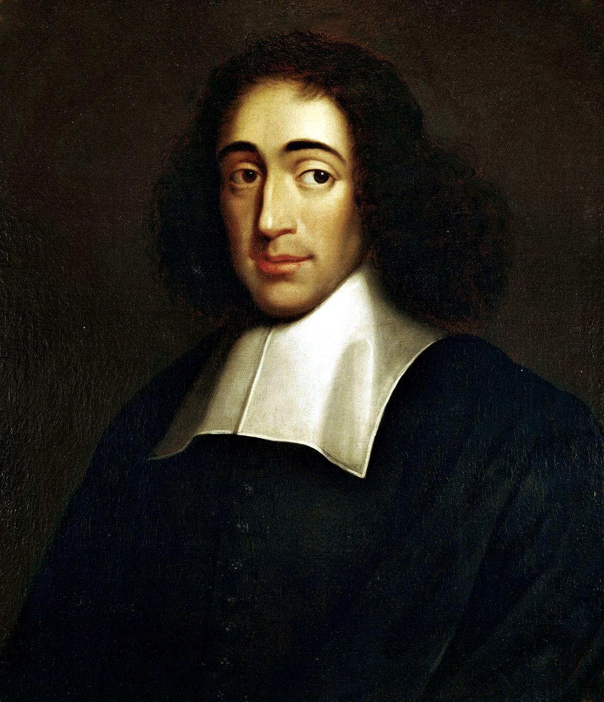 Zoomlezing over Spinoza