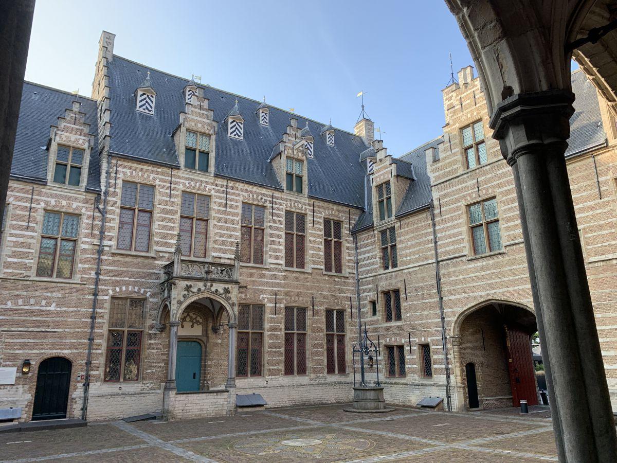 Verslag bezoek Bergen op Zoom op 18 september 2021